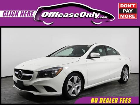 2015 Mercedes-Benz CLA for sale in West Palm Beach, FL