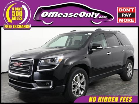 2016 GMC Acadia for sale in West Palm Beach, FL