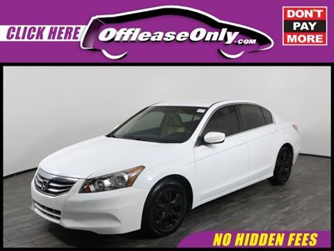 2012 Honda Accord for sale in West Palm Beach, FL