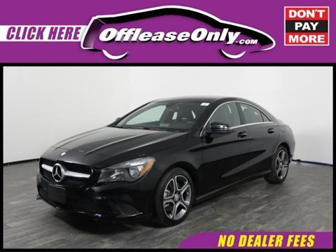 2014 Mercedes-Benz CLA for sale in West Palm Beach, FL