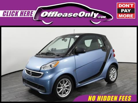 2014 Smart fortwo for sale in West Palm Beach, FL