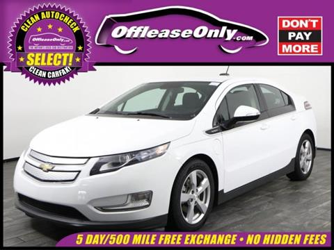 2015 Chevrolet Volt for sale in West Palm Beach, FL