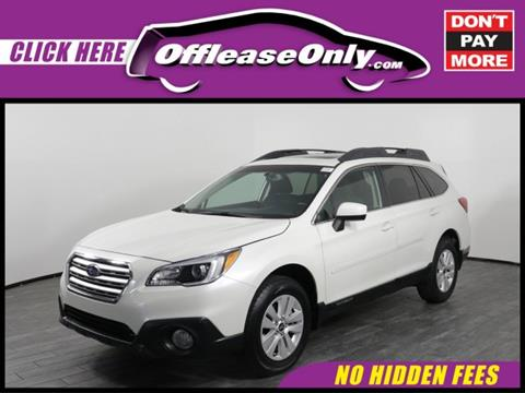 2015 Subaru Outback for sale in West Palm Beach, FL