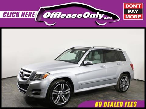 2014 Mercedes-Benz GLK for sale in West Palm Beach, FL