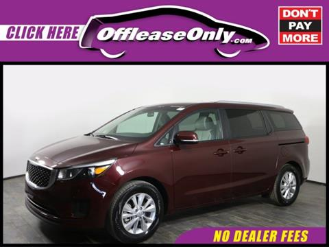 2017 Kia Sedona for sale in West Palm Beach, FL