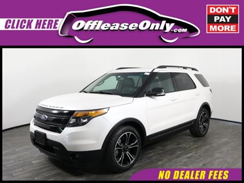 2015 Ford Explorer for sale in West Palm Beach, FL
