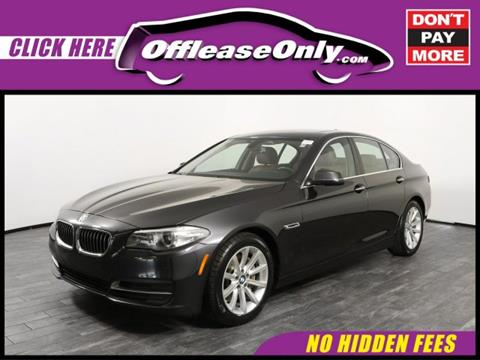 2014 BMW 5 Series for sale in West Palm Beach, FL
