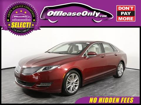 2015 Lincoln MKZ for sale in West Palm Beach, FL