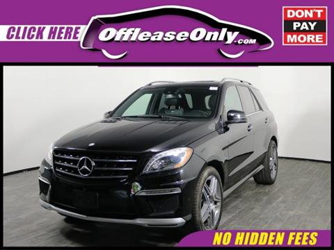 2014 Mercedes-Benz M-Class for sale in West Palm Beach, FL