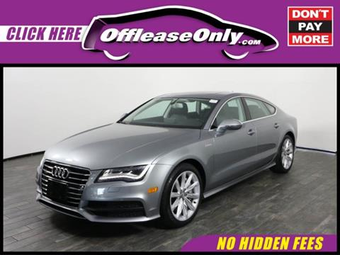 2014 Audi A7 for sale in West Palm Beach, FL