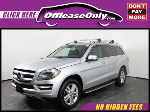 2014 Mercedes-Benz GL-Class for sale in West Palm Beach, FL