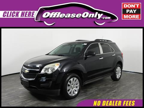 2011 Chevrolet Equinox for sale in West Palm Beach, FL