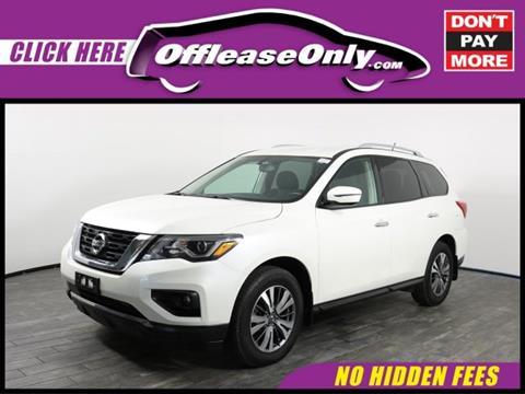 2017 Nissan Pathfinder for sale in West Palm Beach, FL