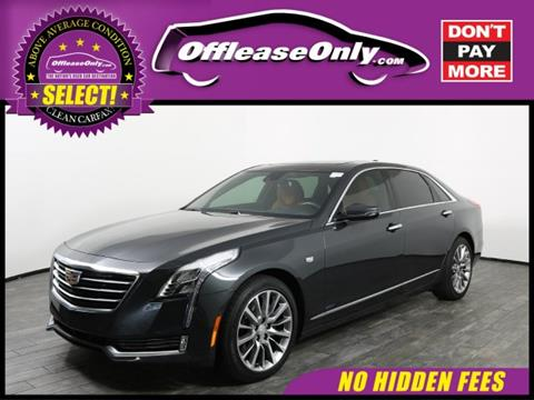2016 Cadillac CT6 for sale in West Palm Beach, FL