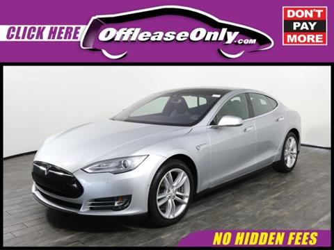 2015 Tesla Model S for sale in West Palm Beach, FL