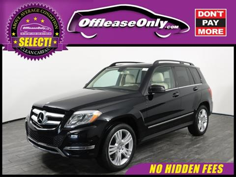 2014 Mercedes-Benz GLK for sale in West Palm Beach, FL