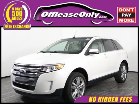 2014 Ford Edge for sale in West Palm Beach, FL