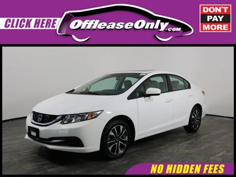 2015 Honda Civic for sale in West Palm Beach, FL