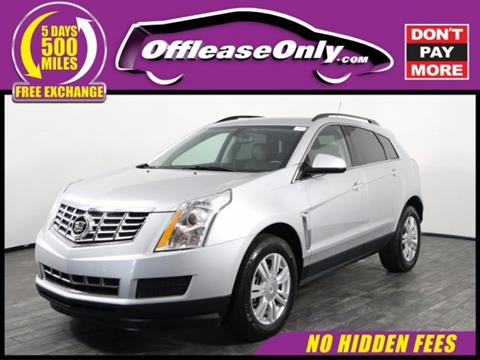 2015 Cadillac SRX for sale in West Palm Beach, FL