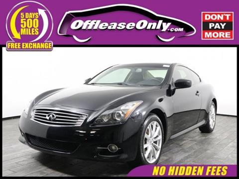 Infiniti Q For Sale In Florida Carsforsalecom - Florida infiniti