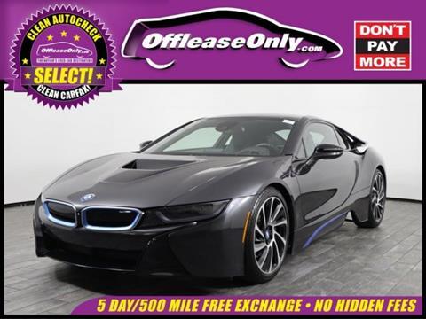 BMW I For Sale Carsforsalecom - 2015 bmw i8 coupe price
