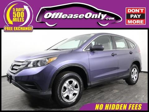 2014 Honda CR-V for sale in West Palm Beach, FL