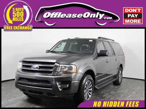 2017 Ford Expedition EL for sale in West Palm Beach, FL