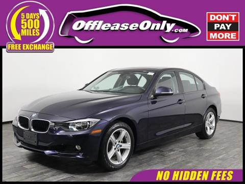 2015 BMW 3 Series for sale in West Palm Beach, FL