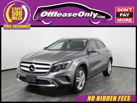2015 Mercedes-Benz GLA for sale in West Palm Beach, FL