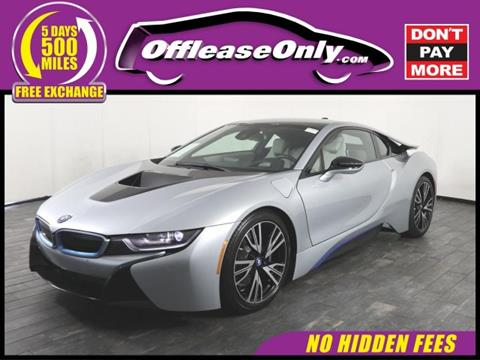 2015 BMW I8 For Sale In West Palm Beach FL