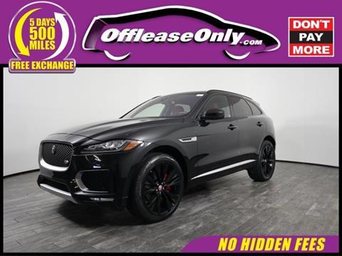 2018 Jaguar F PACE For Sale In West Palm Beach, FL