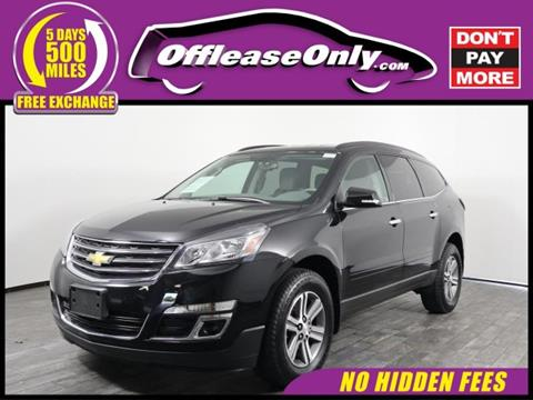 2017 Chevrolet Traverse For Sale In West Palm Beach, FL