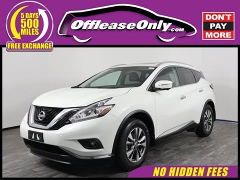 2015 Nissan Murano for sale in West Palm Beach, FL