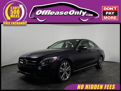 Amazing 2015 Mercedes Benz C Class For Sale In West Palm Beach, FL