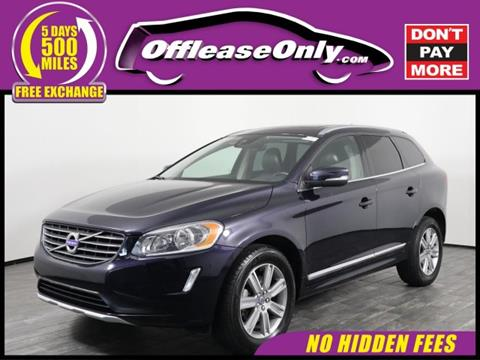 2017 Volvo XC60 for sale in West Palm Beach, FL