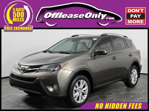 2015 Toyota RAV4 for sale in West Palm Beach, FL