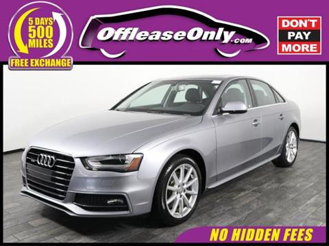 Used Audi For Sale In New Orleans LA Carsforsalecom - Audi new orleans
