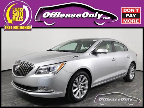 2016 Buick LaCrosse for sale in West Palm Beach, FL