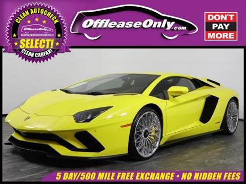 Lamborghini Aventador For Sale In Tacoma Wa Carsforsale Com
