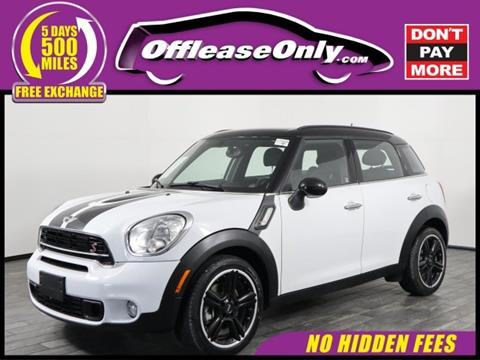 2016 MINI Countryman for sale in West Palm Beach, FL