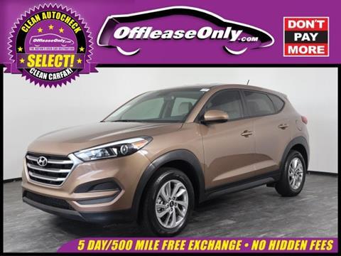 2017 Hyundai Tucson for sale in West Palm Beach, FL