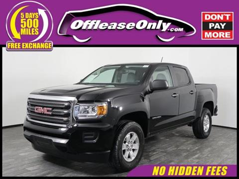 2016 GMC Canyon for sale in West Palm Beach, FL