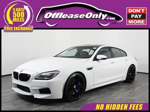 מרענן Used 2017 BMW M6 For Sale in Malvern, PA - Carsforsale.com® TJ-81