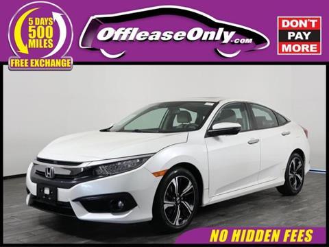 2016 Honda Civic for sale in West Palm Beach, FL