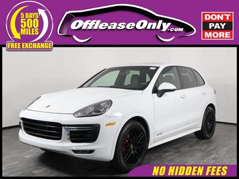 2016 Porsche Cayenne for sale in West Palm Beach, FL
