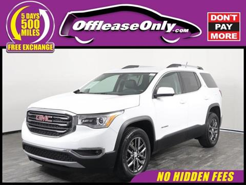 2017 GMC Acadia for sale in West Palm Beach, FL