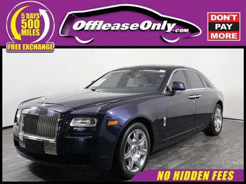 2014 Rolls-Royce Ghost for sale in West Palm Beach, FL