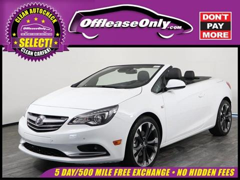2019 Buick Cascada for sale in West Palm Beach, FL