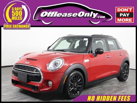 2017 MINI Hardtop 4 Door for sale in West Palm Beach, FL