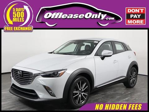 2016 Mazda CX-3 for sale in West Palm Beach, FL
